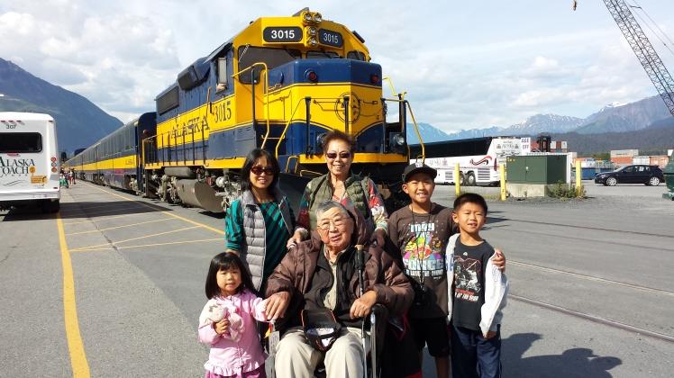 group pic train