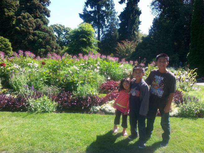 stanley park kids