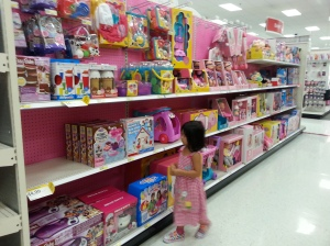 toy aisle